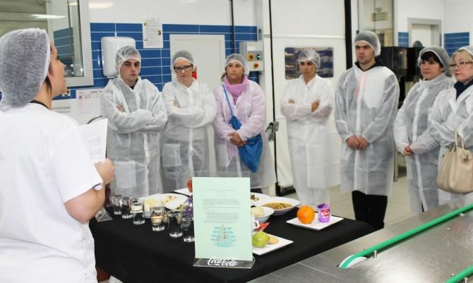 Vinalopó Salud realiza un taller de cocina saludable para pacientes diabéticos