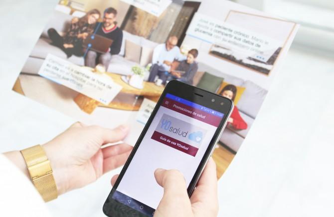 Vinalopó Salud lanza la app YOsalud para facilitar la comunicación online entre pacientes y profesionales