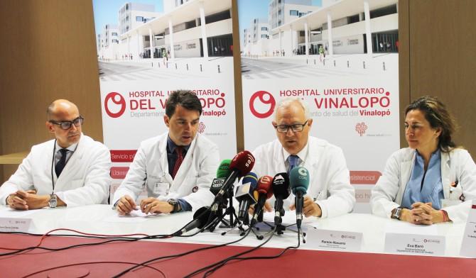 Vinalopó Salud cumple su octavo aniversario con resultados superiores a la media de la Comunitat Valenciana