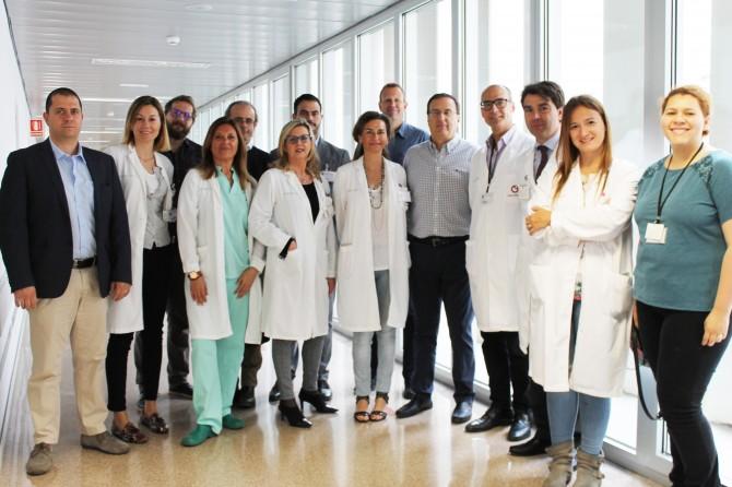 La Unidad de Coloproctología Vinalopó-Torrevieja obtiene la Acreditación de la AECP/FAECP por su excelencia