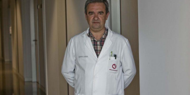 El Dr. Galán, urólogo de Vinalopó Salud, ingresa en la Real Academia de Medicina de la Comunidad Valenciana.