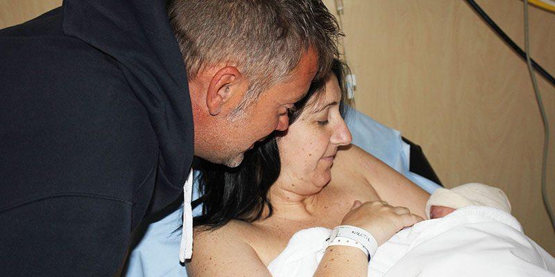 El Hospital del Vinalopó involucra a los futuros papás en el embarazo, parto y crianza
