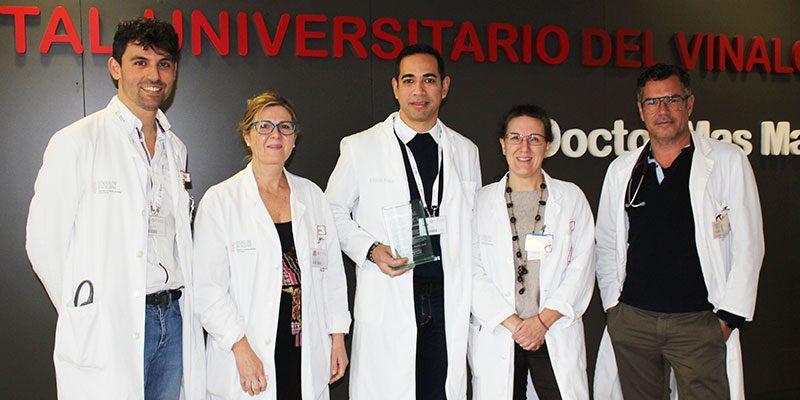 El Primer Congreso Mundial de UHD reconoce la labor de la Unidad de Hospitalización Domiciliaria del Hospital del Vinalopó
