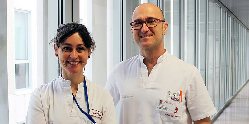 Jornada de puertas abiertas en la consulta de Otorrinolaringología del Hospital del Vinalopó para revisar la voz