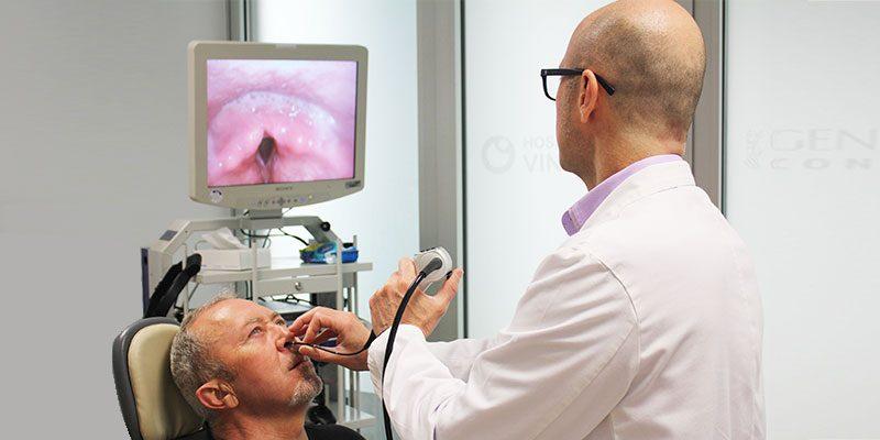 El Hospital del Vinalopó analiza la voz de los pacientes para descartar patologías de carácter vocal