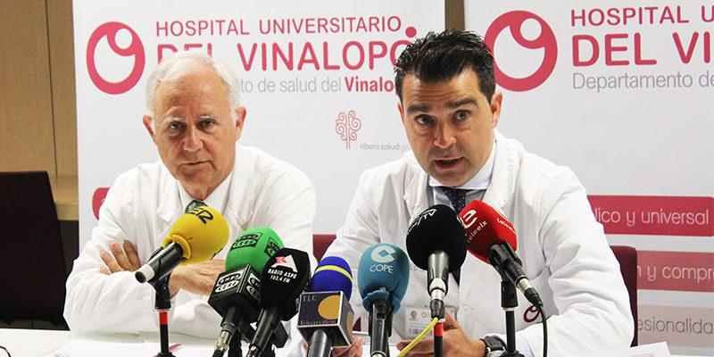 Vinalopó Salud cumple su noveno aniversario con una atención sanitaria de máxima calidad