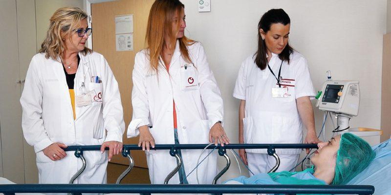 Vinalopó y Torrevieja mejoran el postoperatorio de pacientes con cáncer colorrectal con un programa de rehabilitación previo a la cirugía
