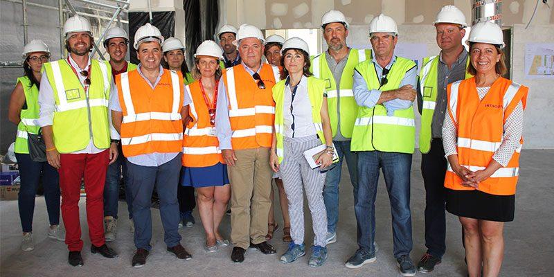 Vinalopó Salud invierte más de 6 millones de euros en el nuevo centro de salud de Aspe
