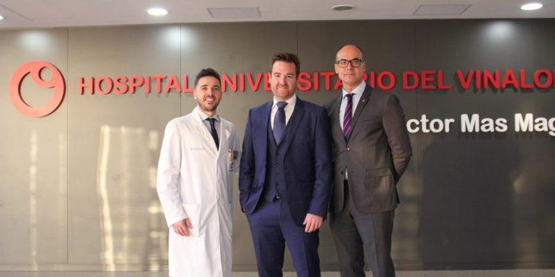 El Hospital Universitario del Vinalopó aborda los últimos avances en cirugía de preservación y artoplastia de cadera