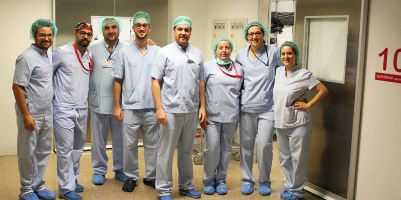 El Hospital del Vinalopó, pionero en la Comunidad Valenciana en colocar prótesis de cadera con mínima incisión