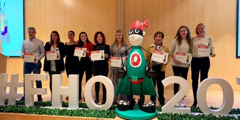 Los hospitales de Torrevieja y Vinalopó, galardonados en los premios Hospital Optimista