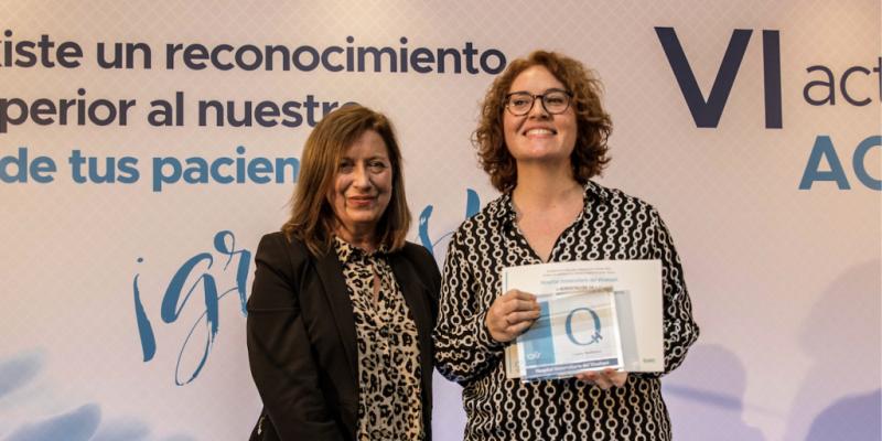 Los hospitales de Torrevieja y Vinalopó reciben la acreditación QH de la Fundación IDIS
