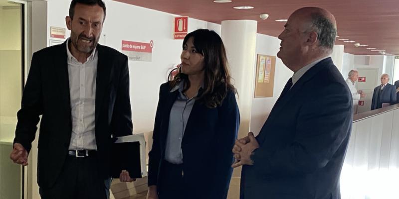 El Hospital Universitario del Vinalopó informará por videoconferencia a alcaldes sobre la evolución del coronavirus