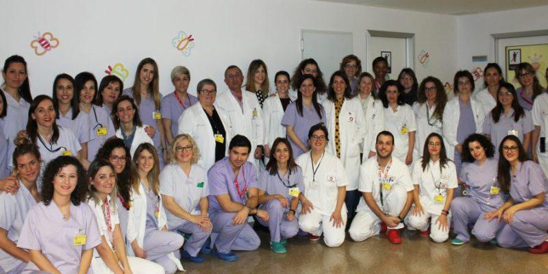 Vinalopó Salud, acreditado como excelente en humanización en maternidad