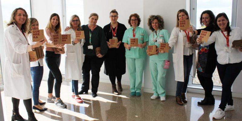 Videoclip para celebrar el Día Internacional de la Mujer en el Hospital Universitario del Vinalopó