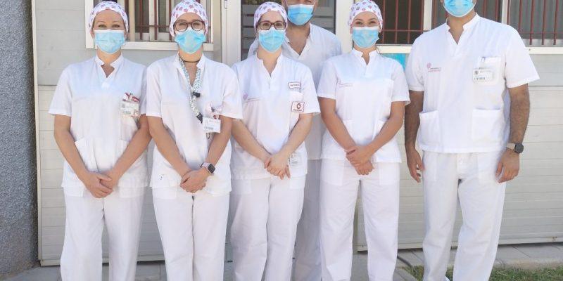 El Hospital del Vinalopó realiza test COVID-19 a empleados públicos del Ayuntamiento de Elche