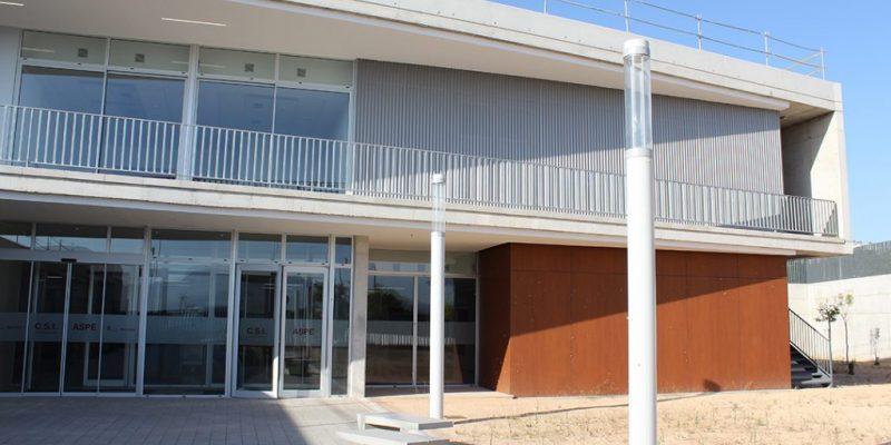El nuevo Centro de Salud Integrado de Aspe atiende cerca de 2.000 consultas en su primera semana de funcionamiento