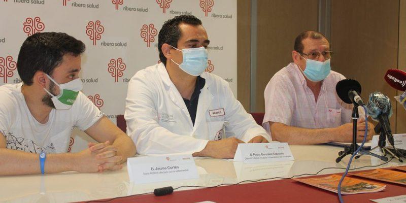 Vinalopó Salud y la Asociación de Espina Bífida e Hidrocefalia se unen para concienciar en la prevención de espina bífida