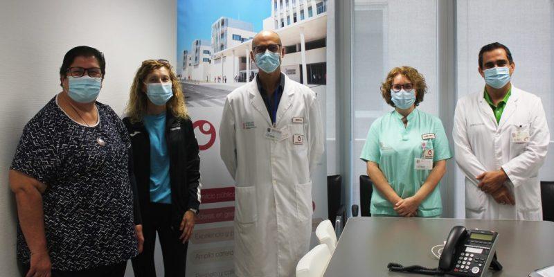 Ribera Salud acerca la rehabilitación del departamento de salud del Vinalopó a las mujeres afectadas por cáncer de mama