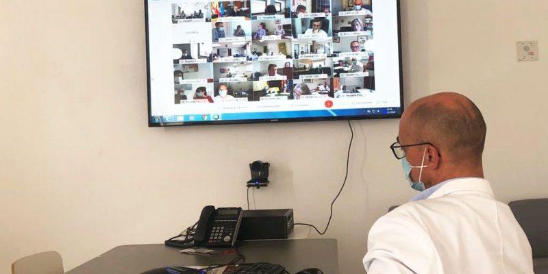 El grupo Ribera le recuerda a Puig que los hospitales públicos universitarios de Torrevieja y Vinalopó pueden ayudar a aliviar la situación de otros centros sanitarios