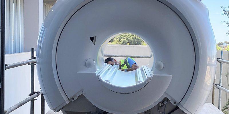 Ribera invierte más de 1 millón de euros en una resonancia magnética que reduce los tiempos de exploración y no necesita helio