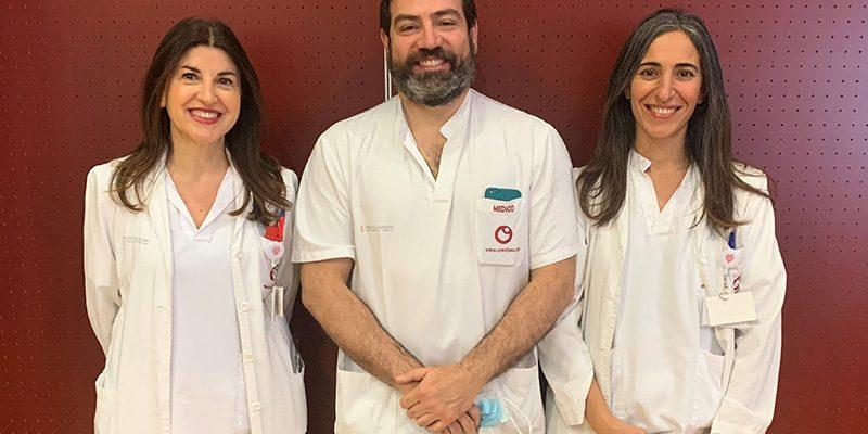 El Hospital Universitario del Vinalopó investiga la eficacia de la heparina para prevenir trombosis en pacientes Covid1