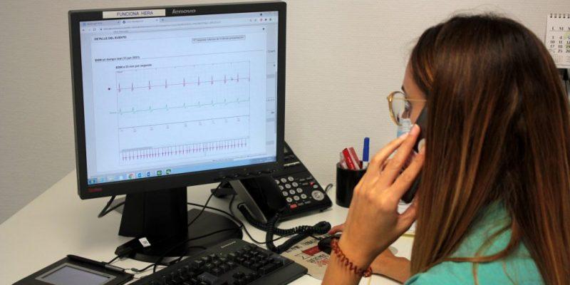 La Unidad de Arritmias del Hospital Universitario del Vinalopó crea un call center para una atención más individualizada a pacientes
